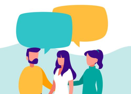 Humanizing business talks